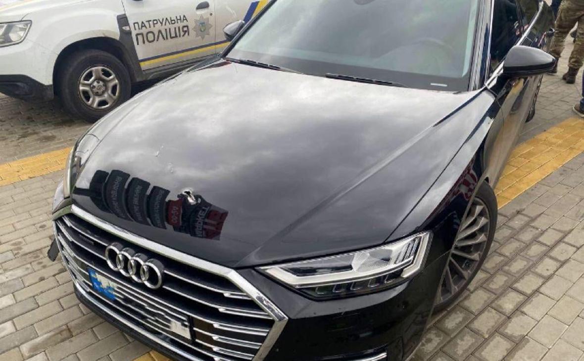 Автомобиль СергеяШефира