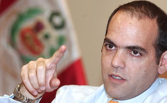 Будущий премьер-министр Перу Фернандо Завалу