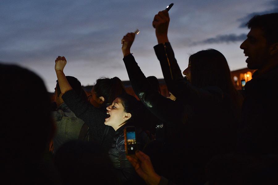 Фото:Karo Sahakyan / PAN Photo / AP