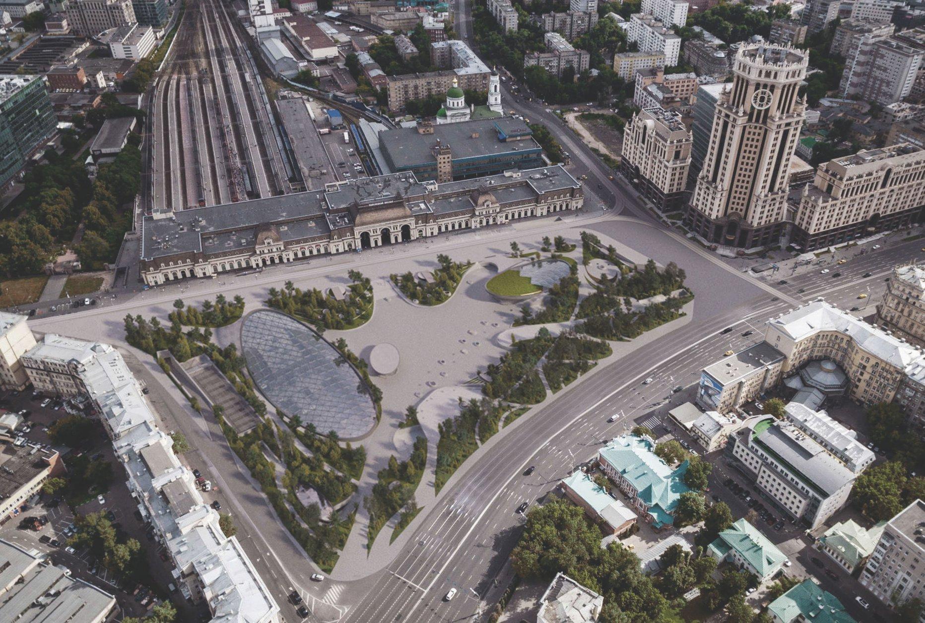 Фото:via пресс-служба Москомархитектуры