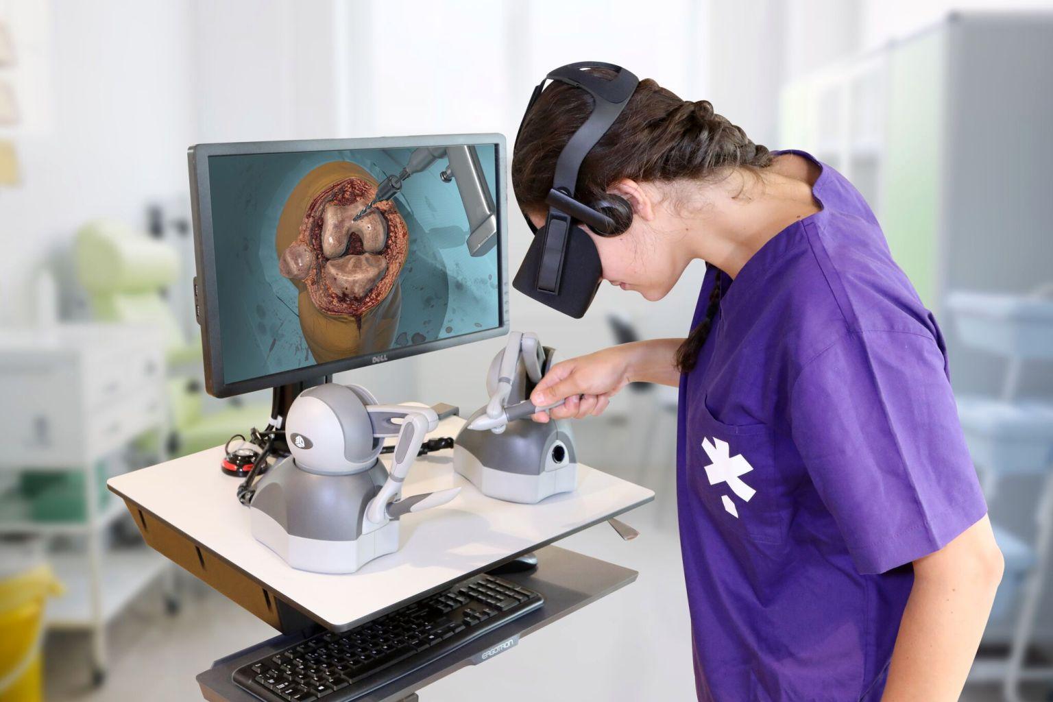 Вот как может выглядеть будущее образование хирургов