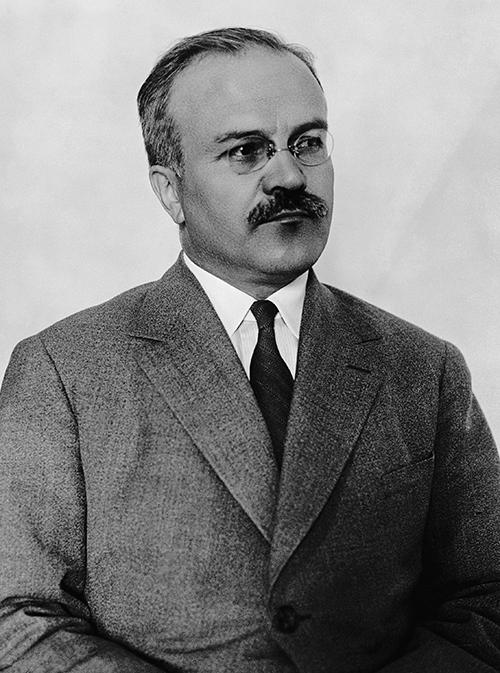 Вячеслав Молотов