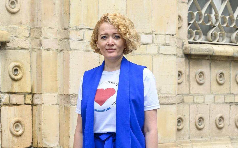 Ростовская активистка Анастасия Шевченко