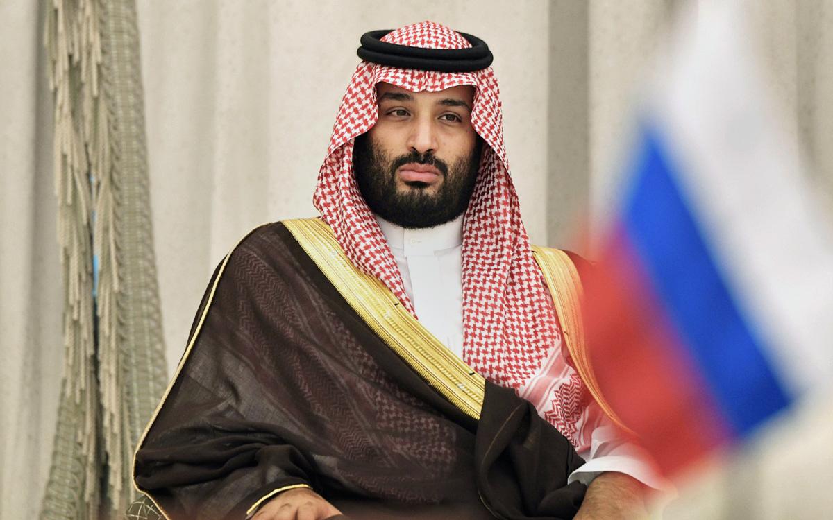 Мухаммед бен Сальман Аль Сауд