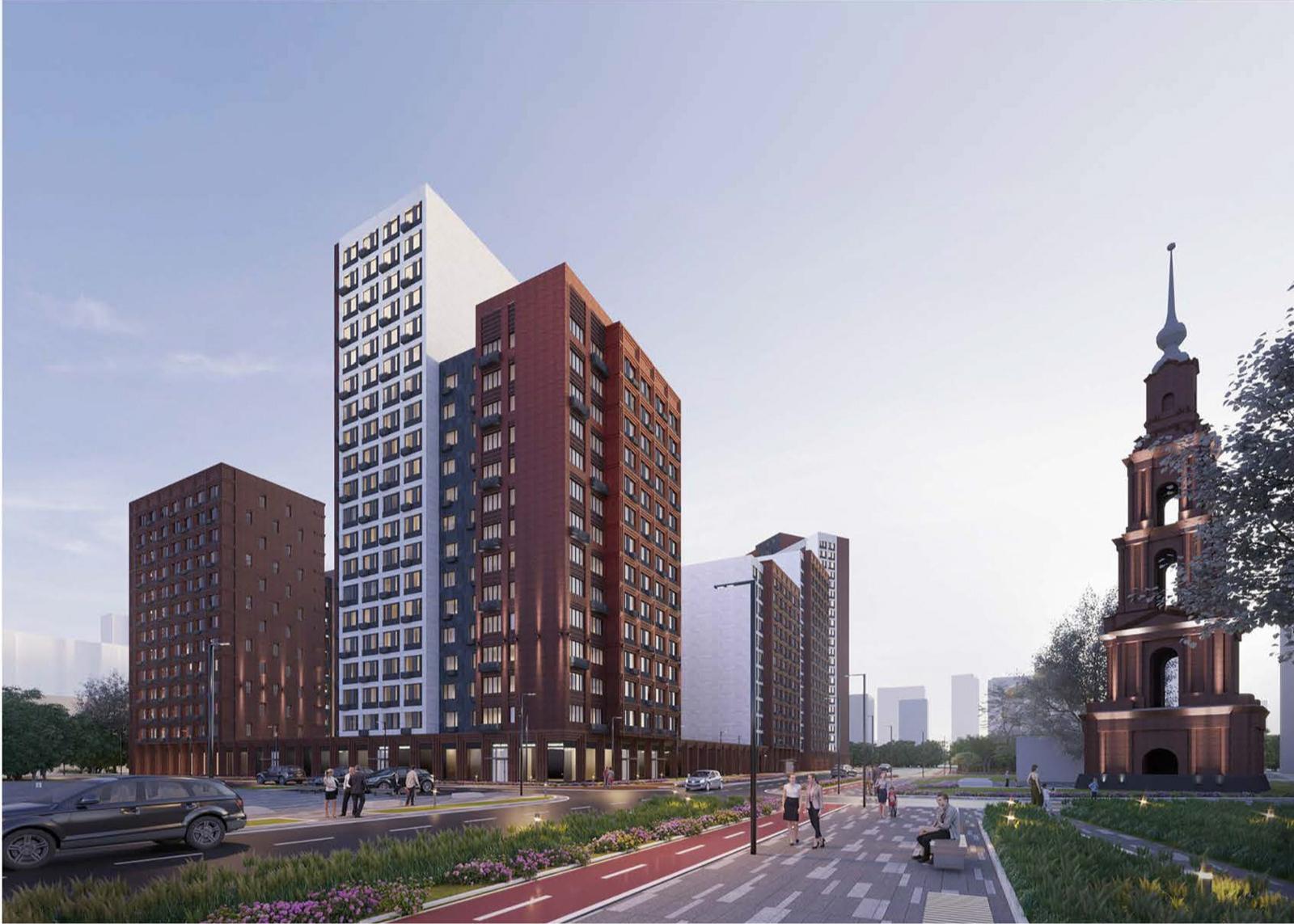 Фото:«ЭталонПроект» + Citymakers + MODUL architectural bureau