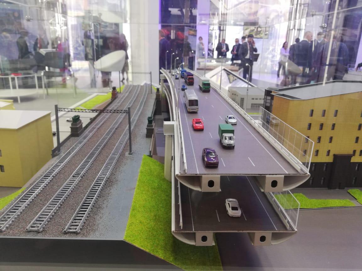 Проект подключенияШиротной магистрали с Витебским проспектом к ЗСД