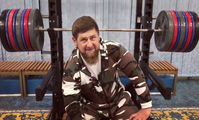 Видео:kadyrov_95 / Instagram