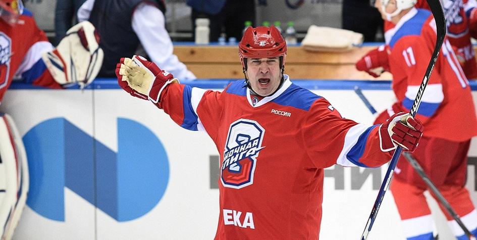 Фото: пресс-служба Ночной хоккейной лиги