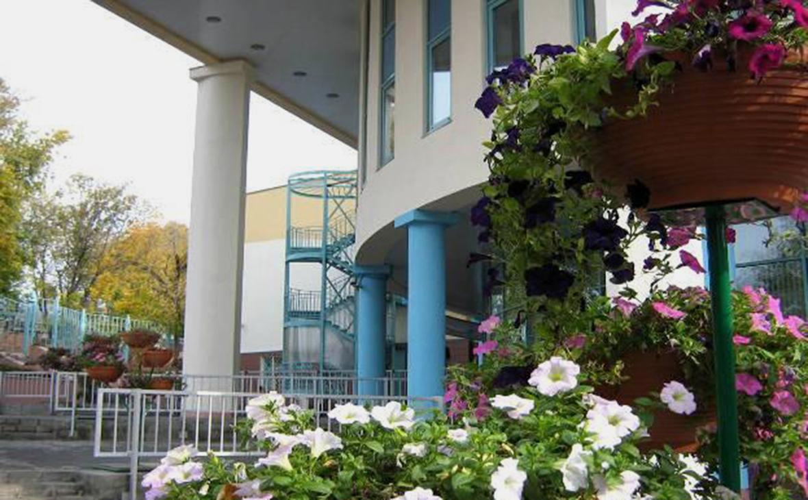 Здание школы №2030
