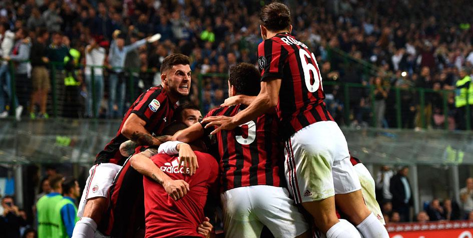 СМИ сообщили о подготовке к исключению «Милана» из еврокубков