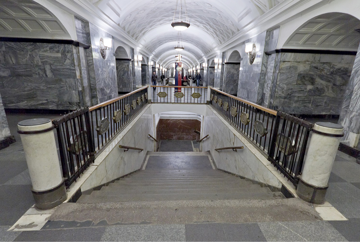 Станция«Курская», Арбатско-Покровская линия
