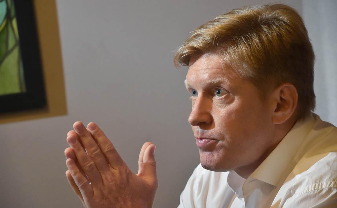 Михаил Шелков