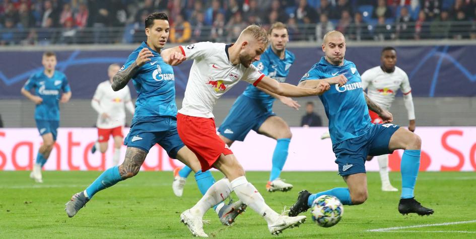 Немецкая пресса о матче боруссия зенит