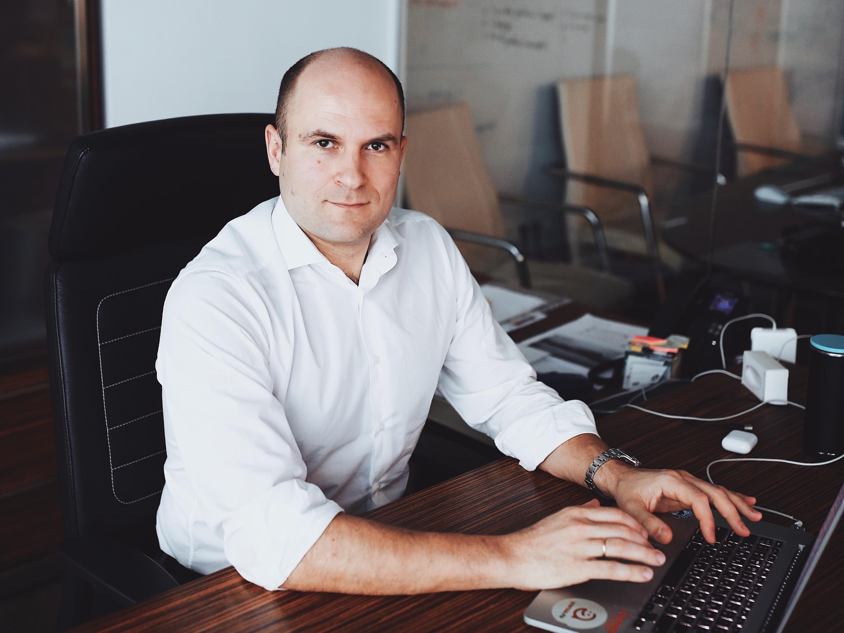 Олег Сеньков, генеральный директор компании Arenza