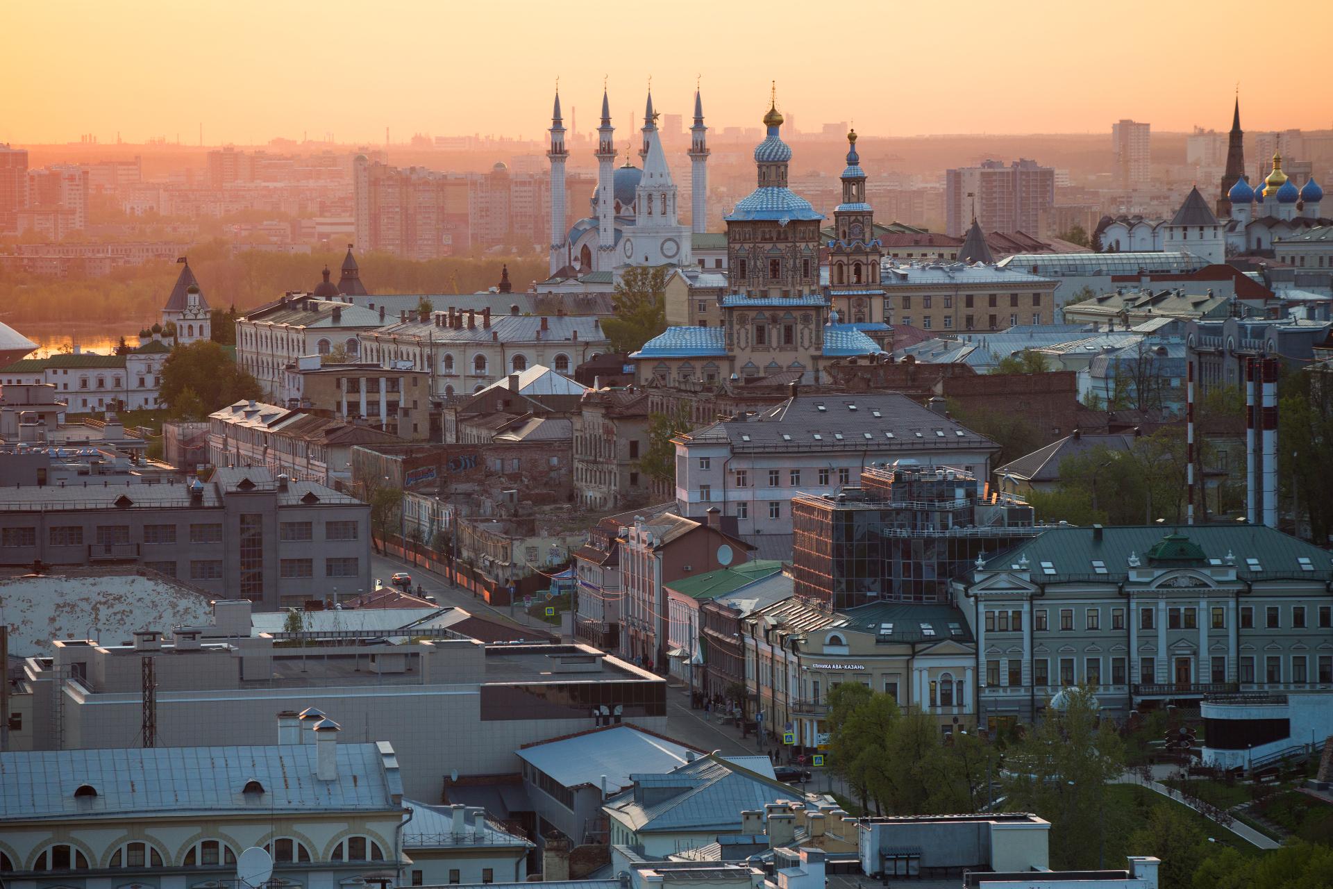 Казань лидирует по росту цен на самый востребованный тип жилья — однокомнатные квартиры