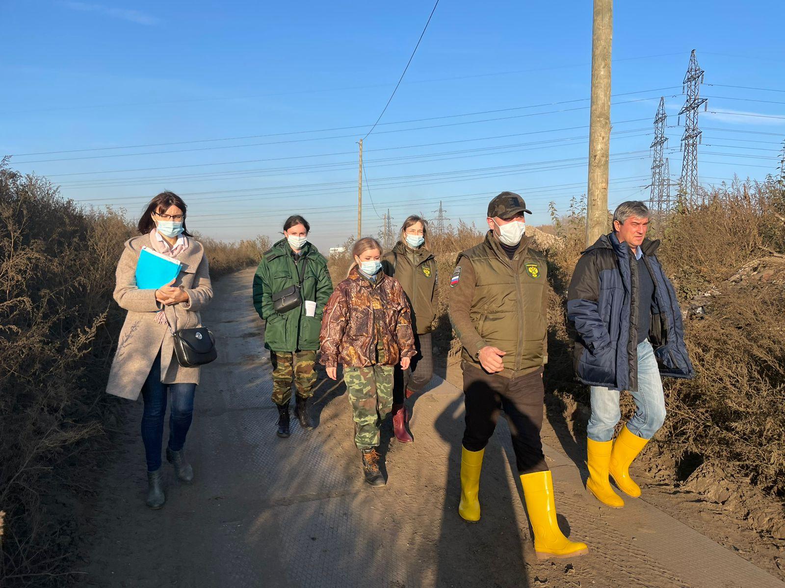 Фото: Управление Росприроднадзора по Нижегородской области и республике Мордовия