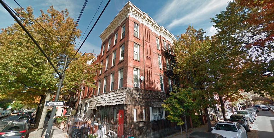 Дом на Клинтон-стрит, 541