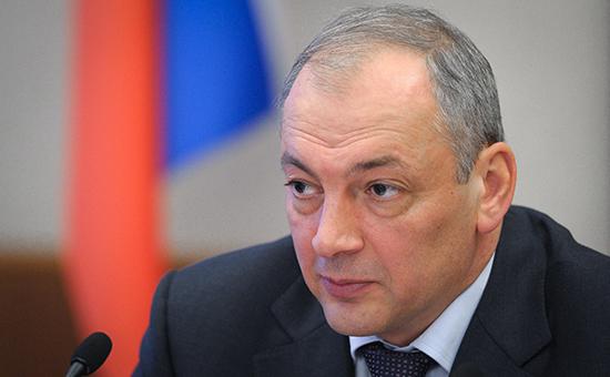 Замглавы администрации президента Магомедсалам Магомедов