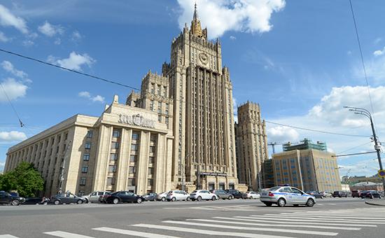 Москва ответила на заявления Керри о военных преступлениях в Сирии