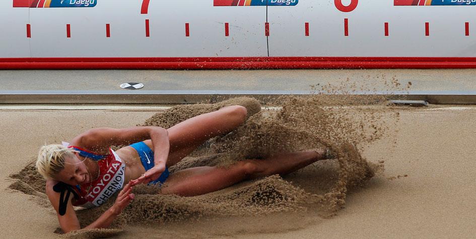 Российская легкоатлетка признала санкции IAAF и получила дисквалификацию