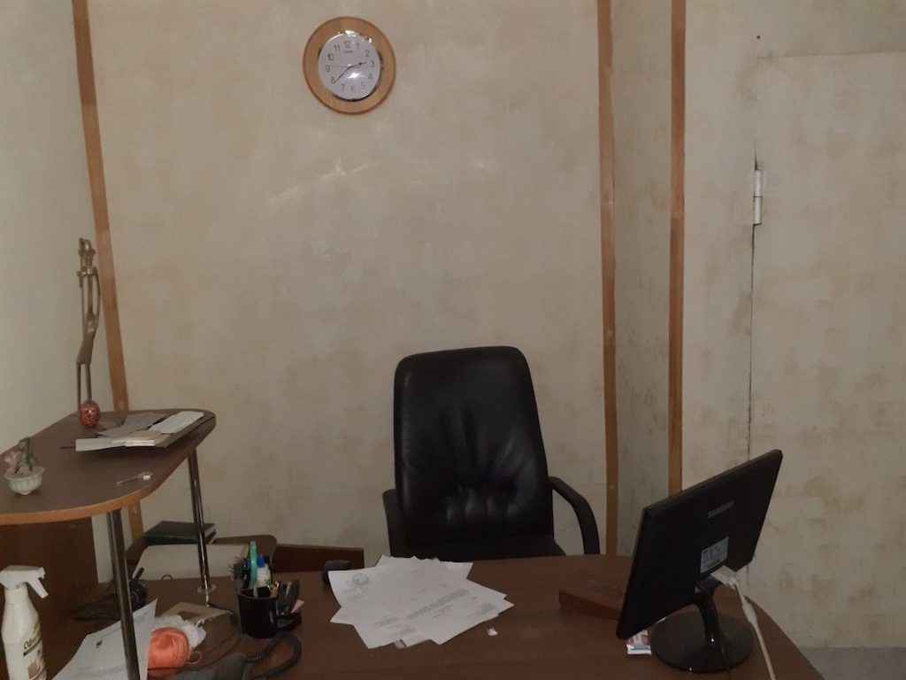 Мини-студия площадью 12,8 кв. м в доме у метро «Трубная». Стартовая цена — 4 млн руб.