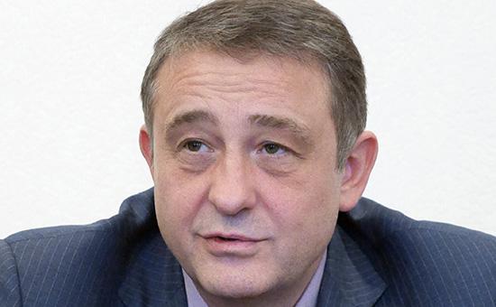 Экс-начальник Московского уголовного розыска (МУР) генерал-майор Игорь Зиновьев