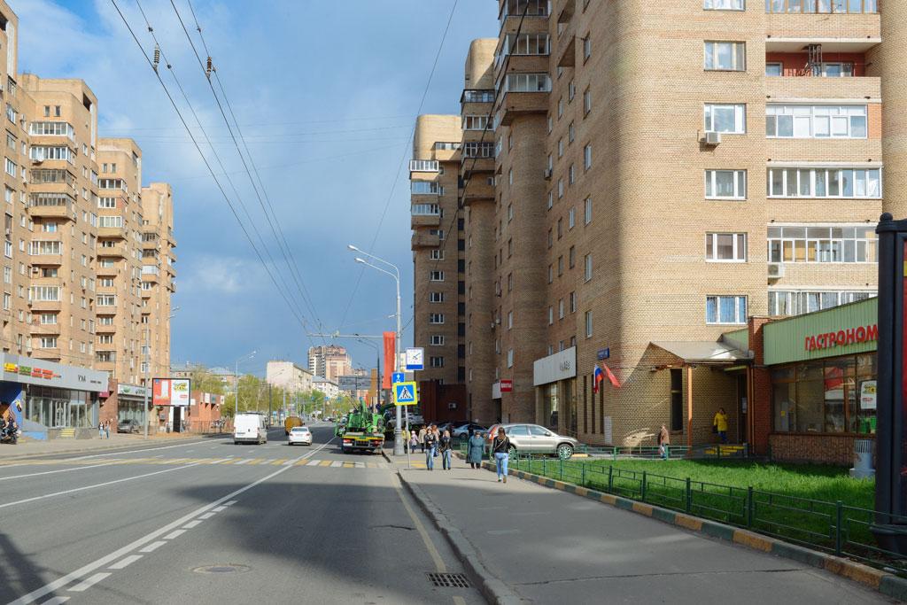 На Таганской улице