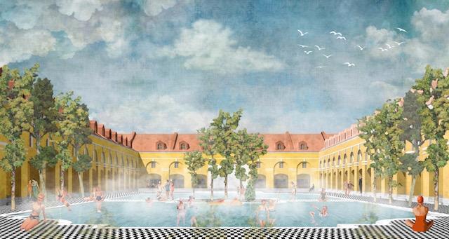 Концепция развития территории «Никольские ряды», подготовленная командой KATARSIS Architects