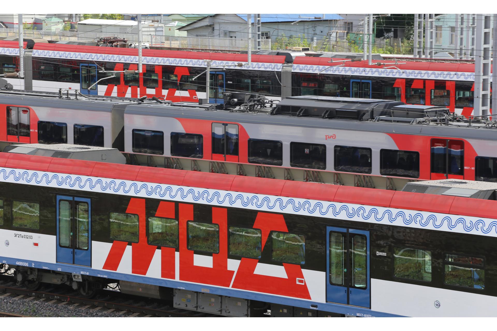 Система МЦД повысила мобильноcть жителей подмосковных городов