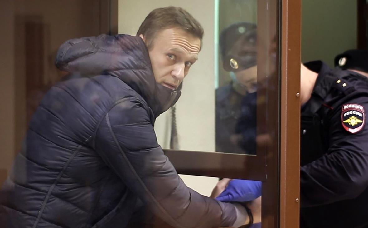 Суд обязал Навального выплатить бизнесмену Пригожину ₽500 тыс.