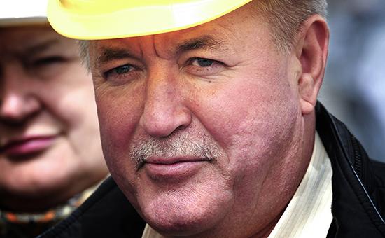 Бывший начальник ЗАО «Тихоокеанская мостостроительная компания» Виктор Гребнев