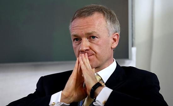 Бывший гендиректора «Уралкалия» Владислав Баумгертнер