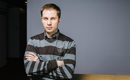 Основатель компании «Вокстер» Максим Ивлев