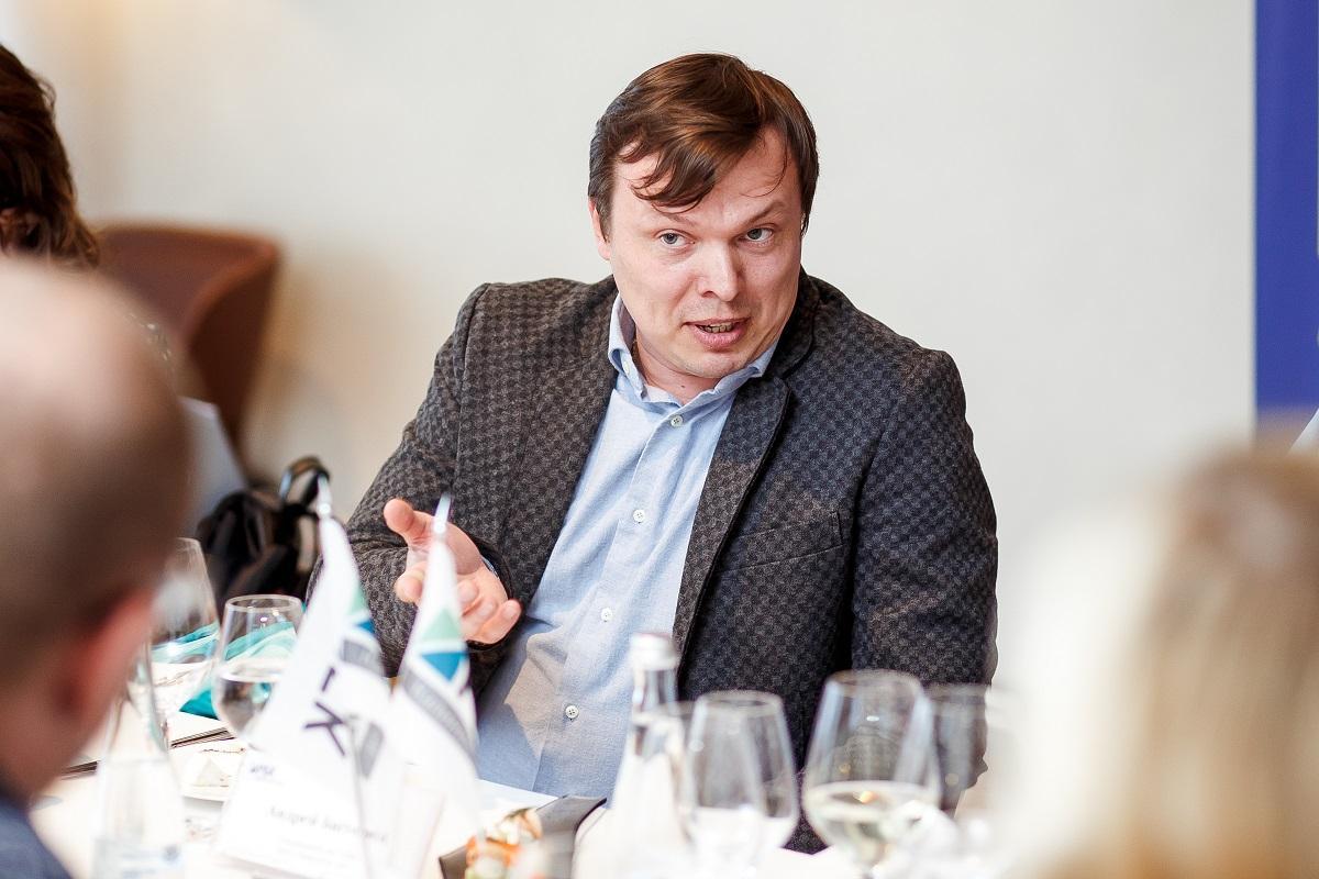 """Андрей Багновец, генеральный директор ООО """"ЭнергоСервис"""""""