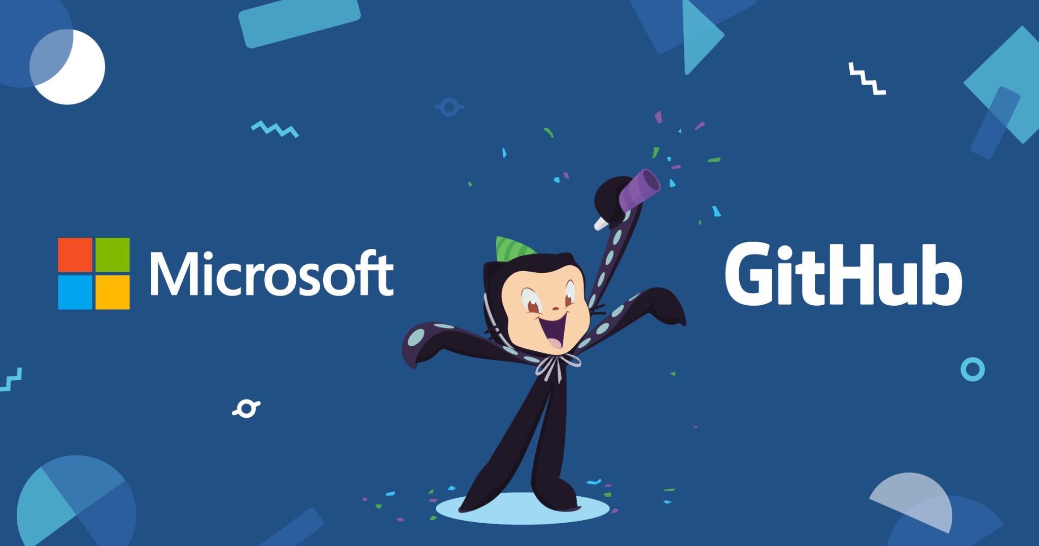 Microsoft покупает GitHub