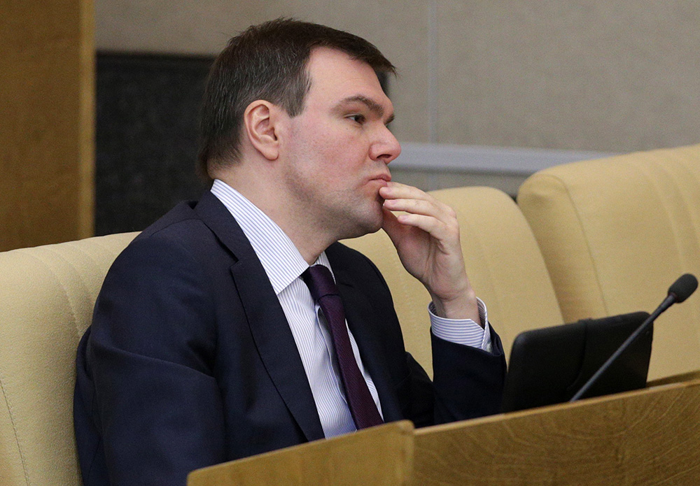 Председатель комитета Госдумы по информполитике Леонид Левин