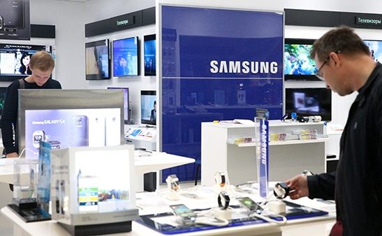 Samsung запустила в России программу обмена старых смартфонов на новые