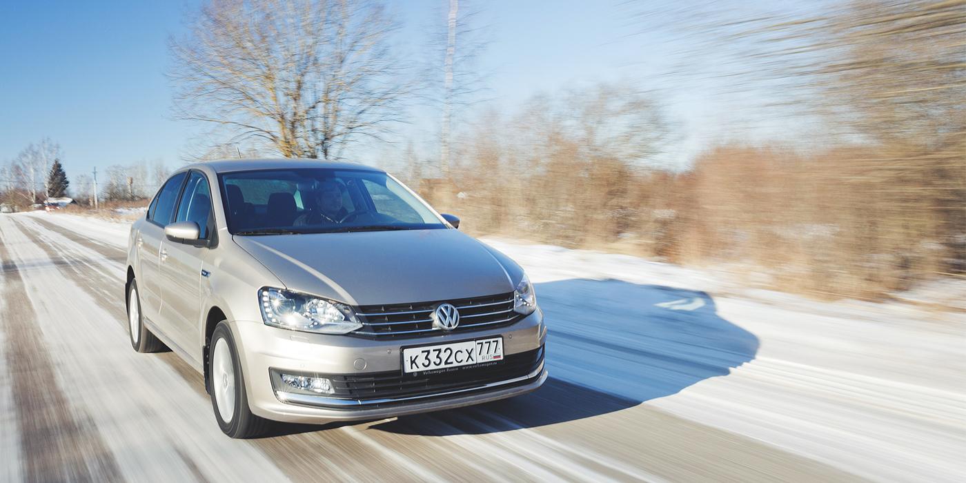 У VW Polo с турбомотором лучше разгонная динамика и выше максимальная скорость.