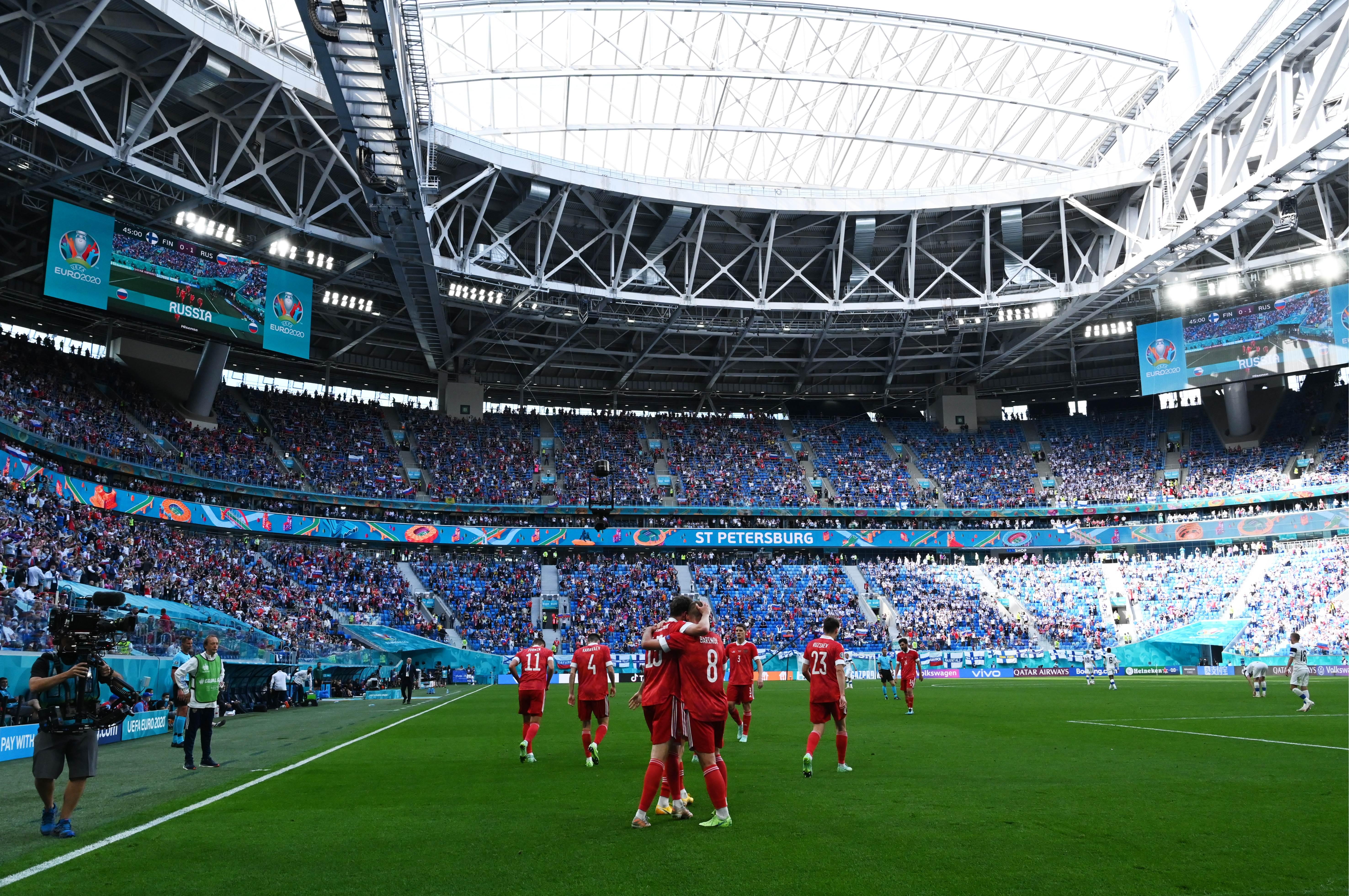 Фото:Kirill Kudryavtsev - Pool/Getty Images