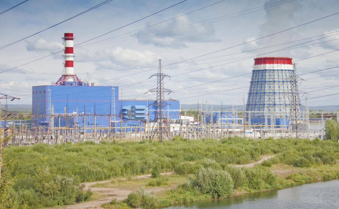 Яйвинская ГРЭС, входящая в состав«Юнипро»