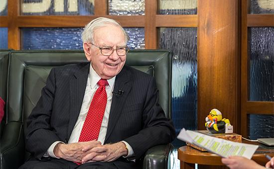 Инвестор Уоррен Баффет