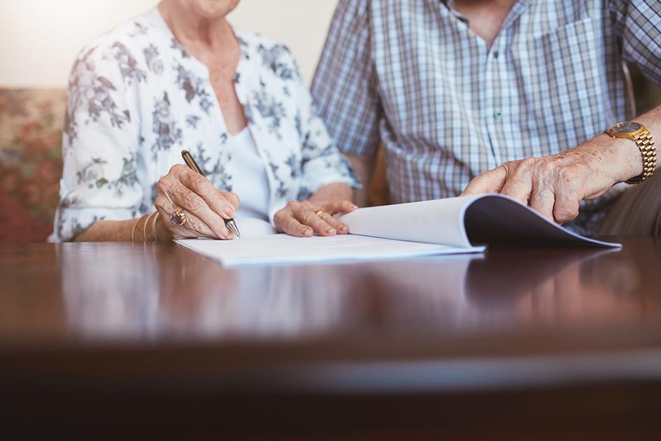 Существует четыре способа передатьимущество, в том числе и недвижимость, по наследству