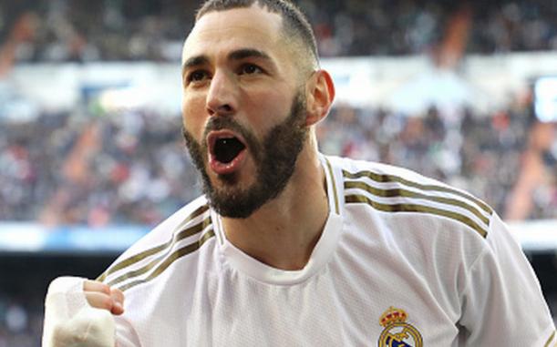 """Фото: Футболист """"Реала"""" Карим Бензема (Фото: Getty Images)"""