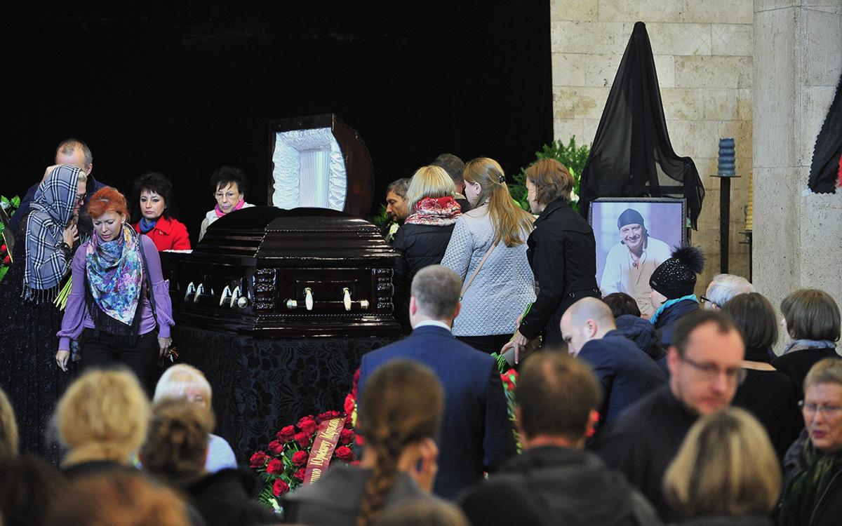 Фигурант дела о смерти актера Марьянова получил условный срок