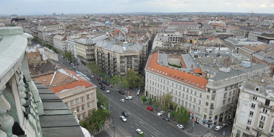 Виды на Будапешт