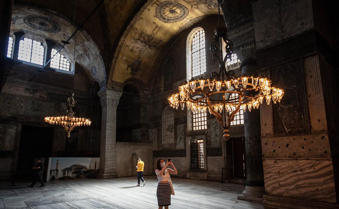 Собор Святой Софии, Стамбул