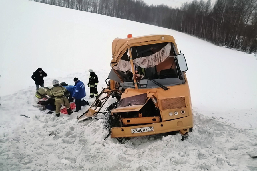 Фото:Пресс-служба МЧС по Калужской области