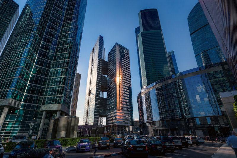Самым крупным бизнес-центром, которыйоткроется вследующем году, станет «IQ-квартал» (130,3тыс.кв. м) в«Москва-Сити»