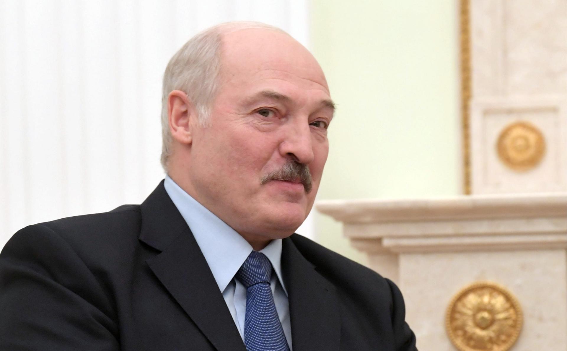 Лукашенко новогоднее поздравление