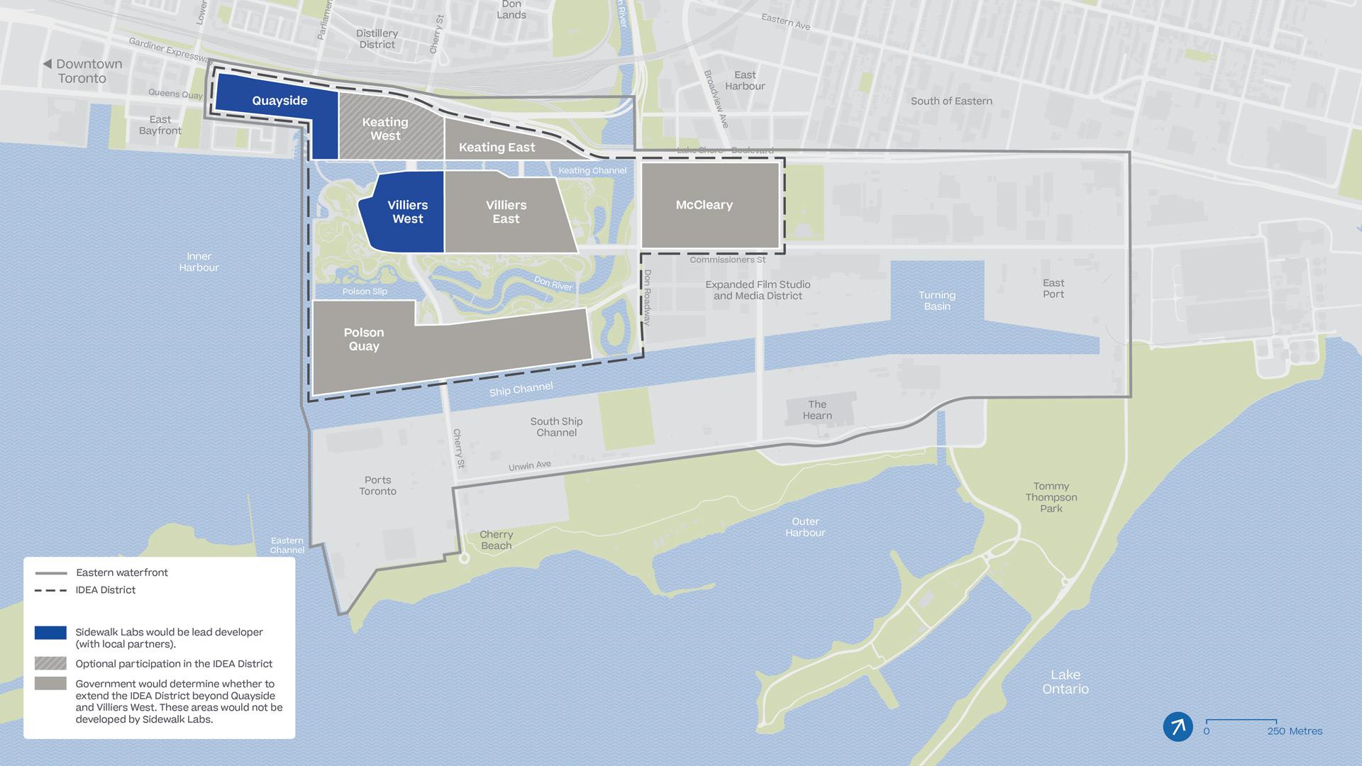 План квартала IDEA